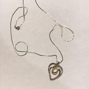 Long beautiful necklace